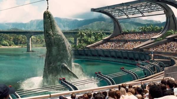 Jurassic World Sea beast