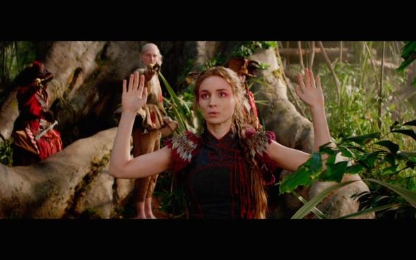 Rooney Mara Pan Tiger Lily