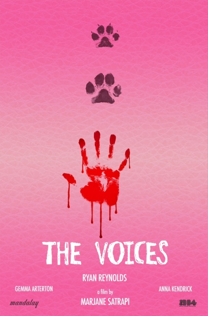 john�s horror corner the voices 2014 a gory dark