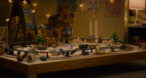 toy train antman