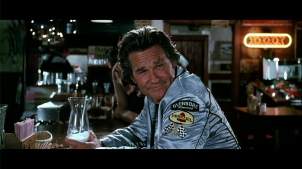 Death Proof Stuntman Mike Kurt Russell