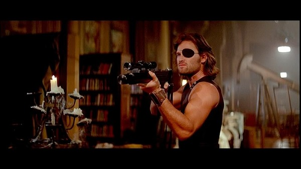 Escape from New York Snake Plissken