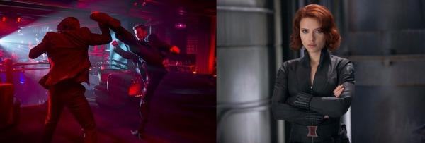 John Wick vs. Black Widow