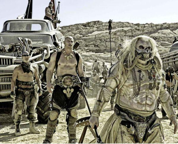 Mad Max Fury Road Nathan Jones