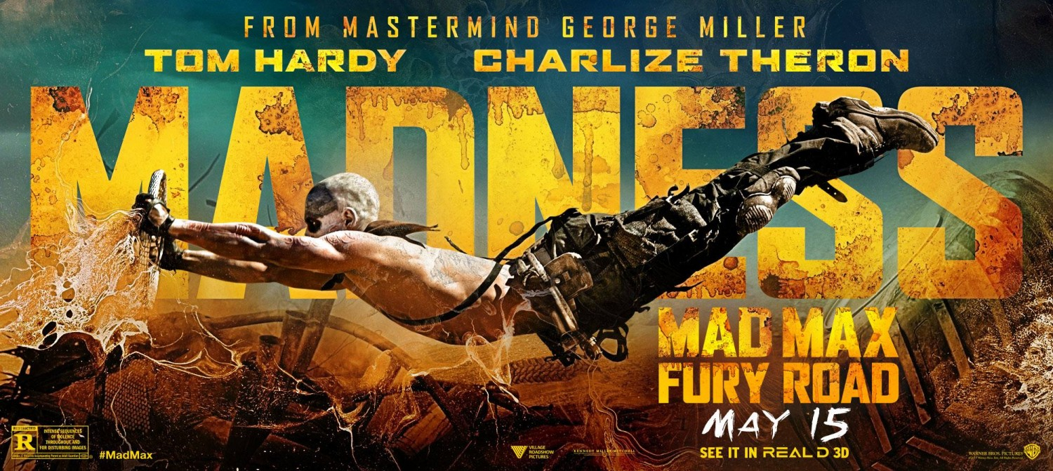 5 reasons that mad max fury road 2015 is the best thing ever