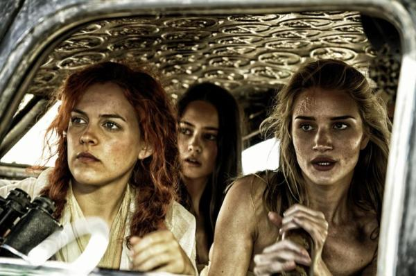 Mad Max Fury Road wives