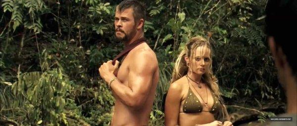 Chris Hemsworth Perfect Getaway