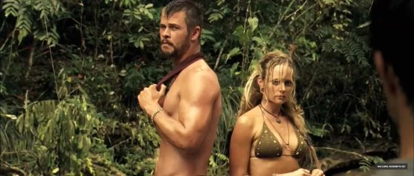 Chris Hemsworth Perfect Getaway