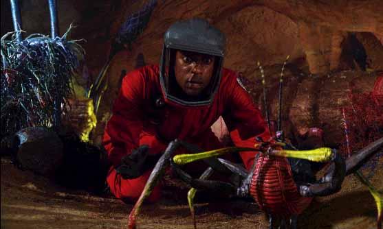 Evolution Orlando Jones aliens