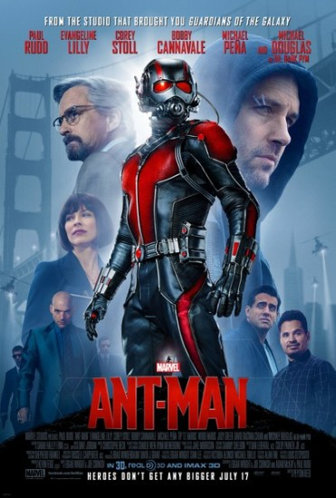 Ant-Man movie posters