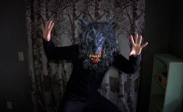 Creep wolf mask Mark Duplass