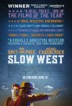Slow West movieposter