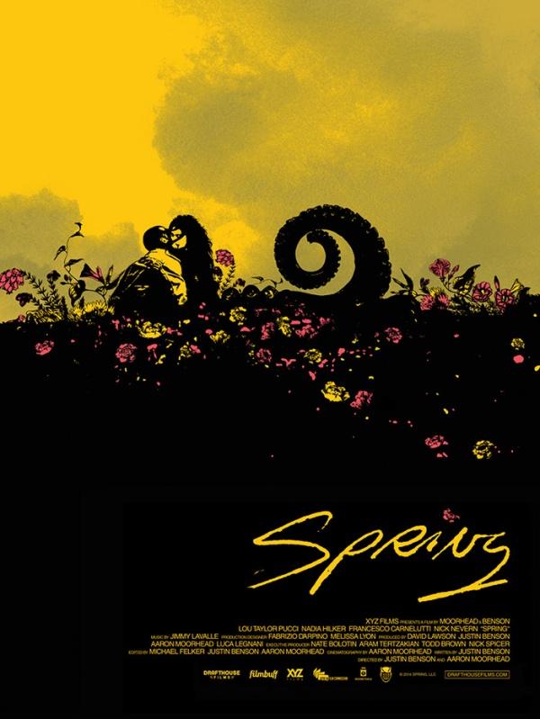 Spring Mondo Poster