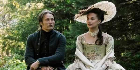 A Royal affair Alicia Vikander