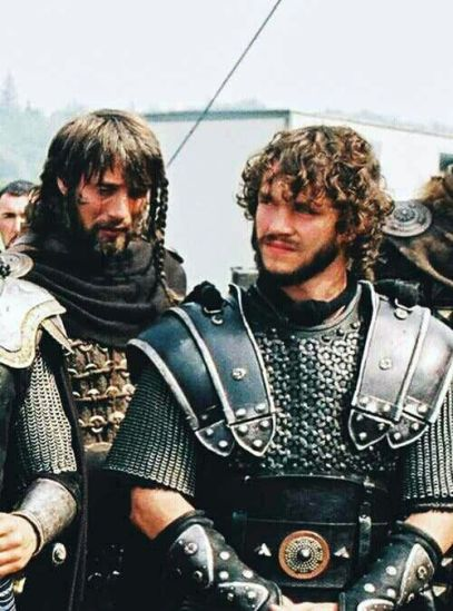 King Arthur Mads Mikkelsen Hugh Dancy