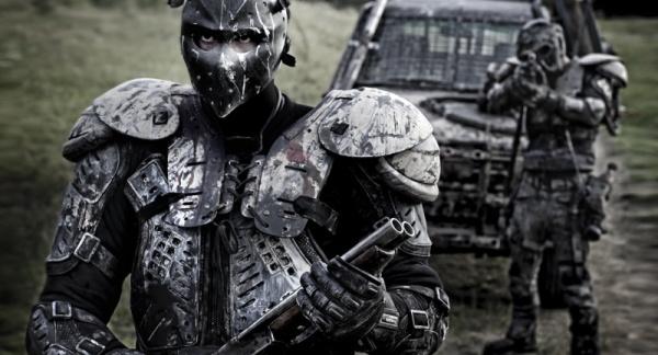 Wyrmwood armour