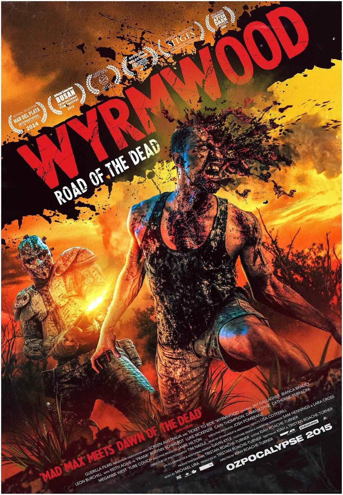 Wyrmwood road of the dead an australian zombie film that is