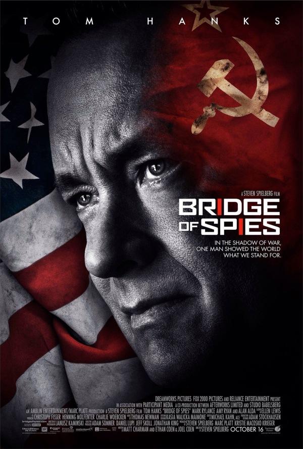 Bridge of Spies movie poster