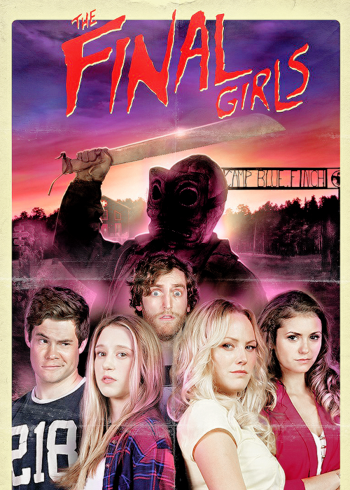 The Final Girls 2015  (Bluray 720p) DUAL TR-EN - HD Film indir