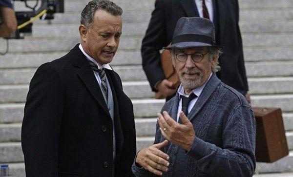 Hanks Spielberg Bride of Spies