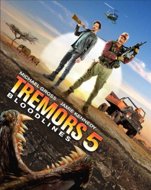 Tremors 5 movie poster