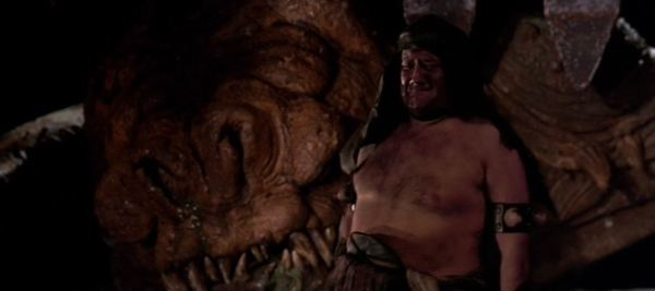 Rancor Trainer Return of the Jedi