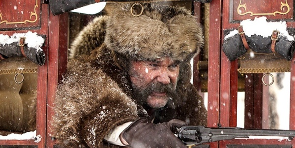 Hateful eight Kurt Russell mustache