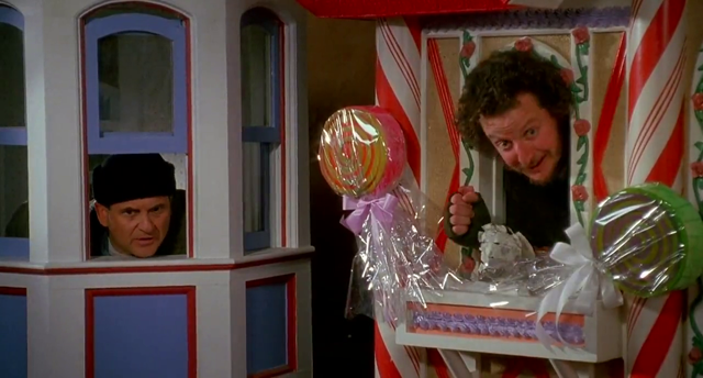 Home Alone 2 Toy Store