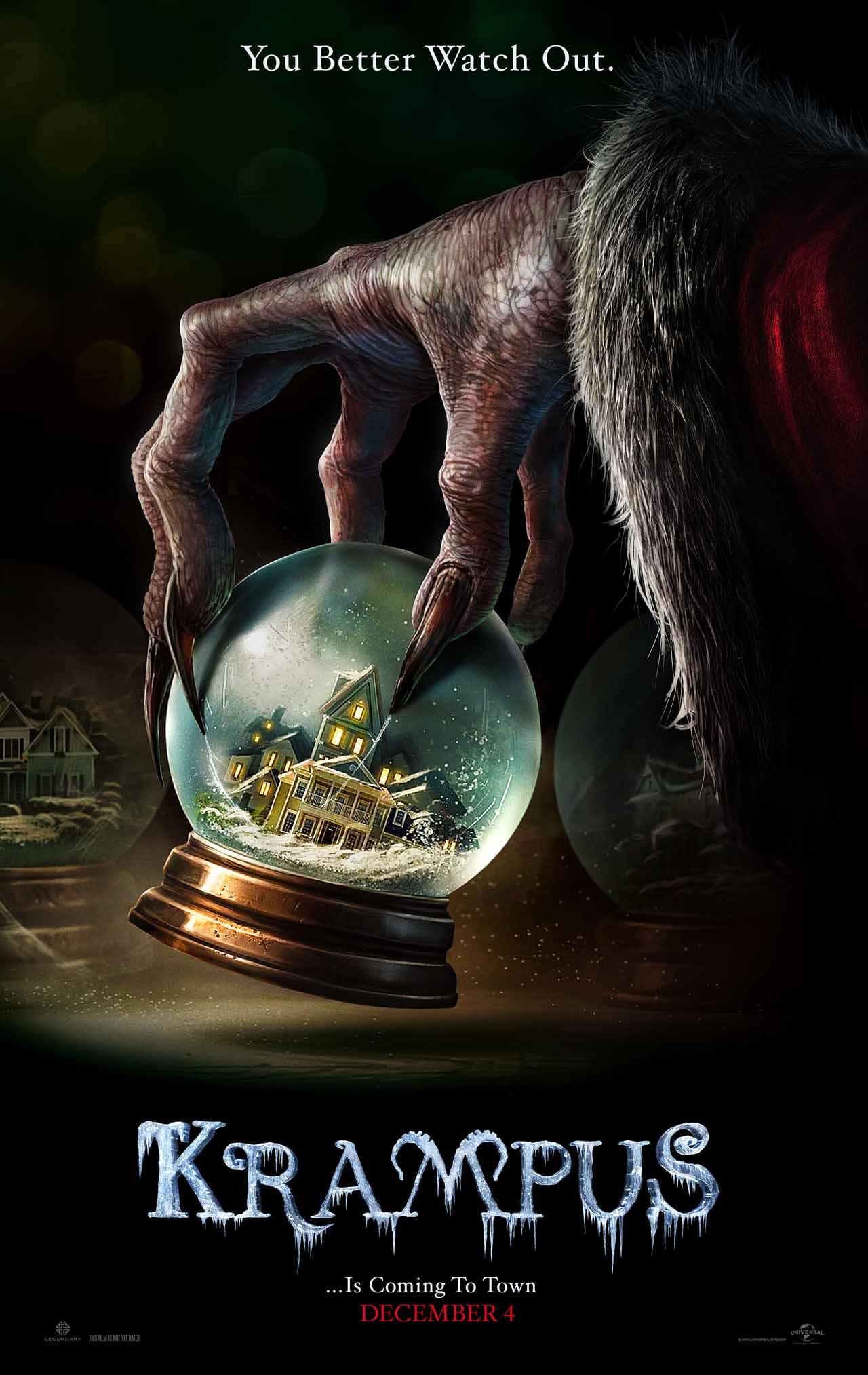 John's Horror Corner: Krampus (2015), a dark Christmas-themed ...