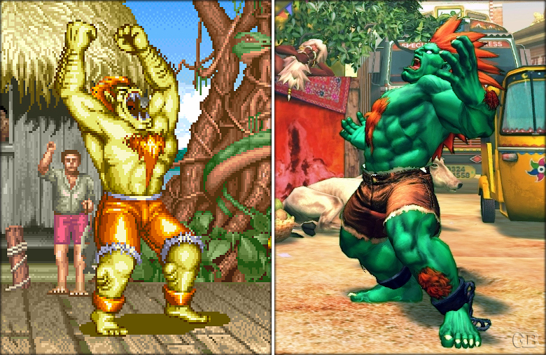 Street Fighter Ii Casting Call Part 1 Which Actor Would You Cast