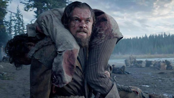 The Revenant Leo Dicaprio
