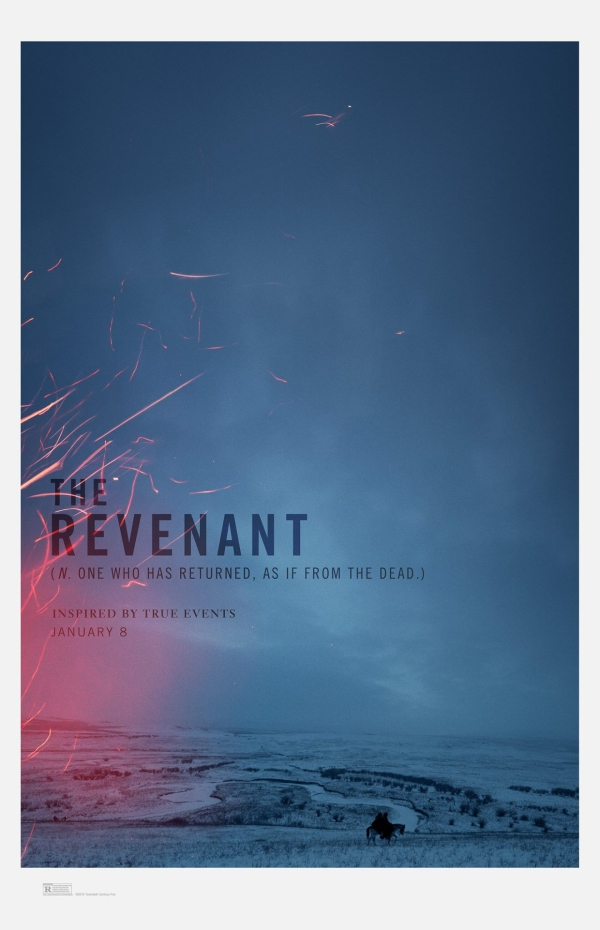 The Revenant Movie Poster