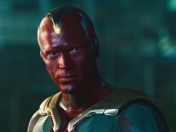 Vision The Avengers Age of Ultron