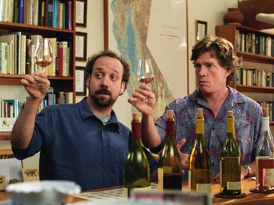 Sideways wine movie