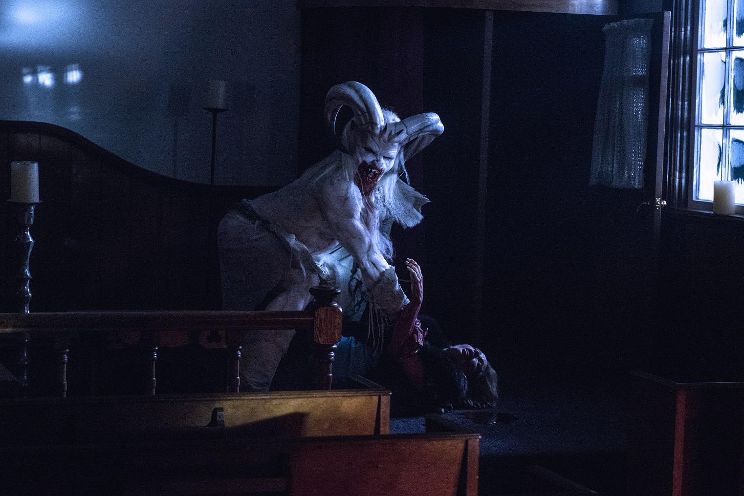 Christmas Horror Story Krampus.John S Horror Corner A Christmas Horror Story 2015 A