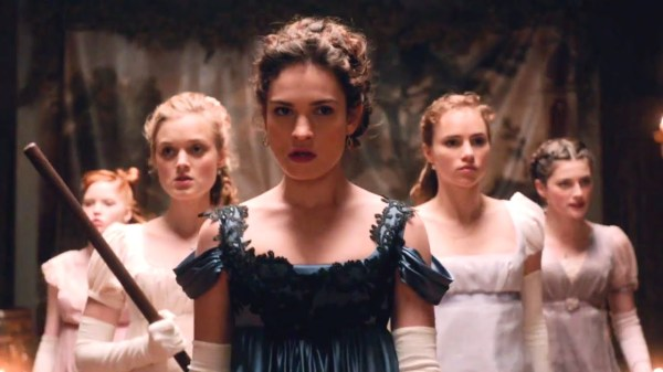 Pride and Prejudice and Zombies Lilly James