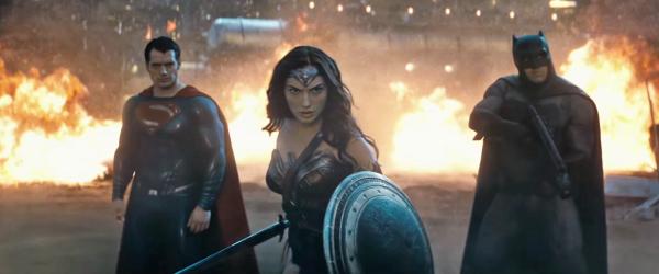 Batman v Superman Wonder Woman Gal Gadot