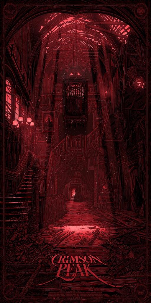 Mondo Crimson Peak