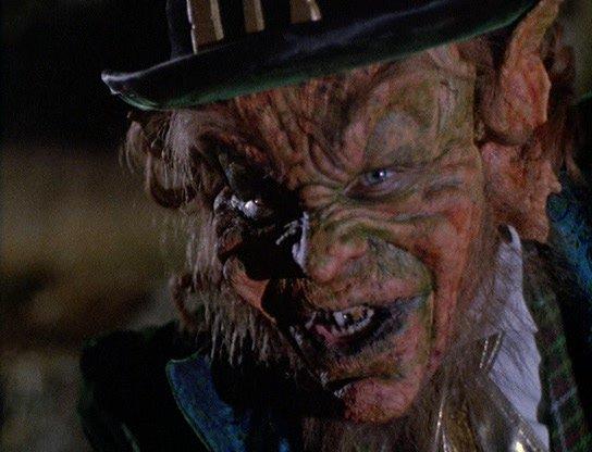 John\'s Horror Corner: Leprechaun (1993), the wonderful 90s badness ...