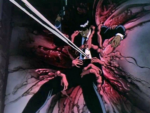 Wicked city ova anime movie 1987 english subtitled - 1 9