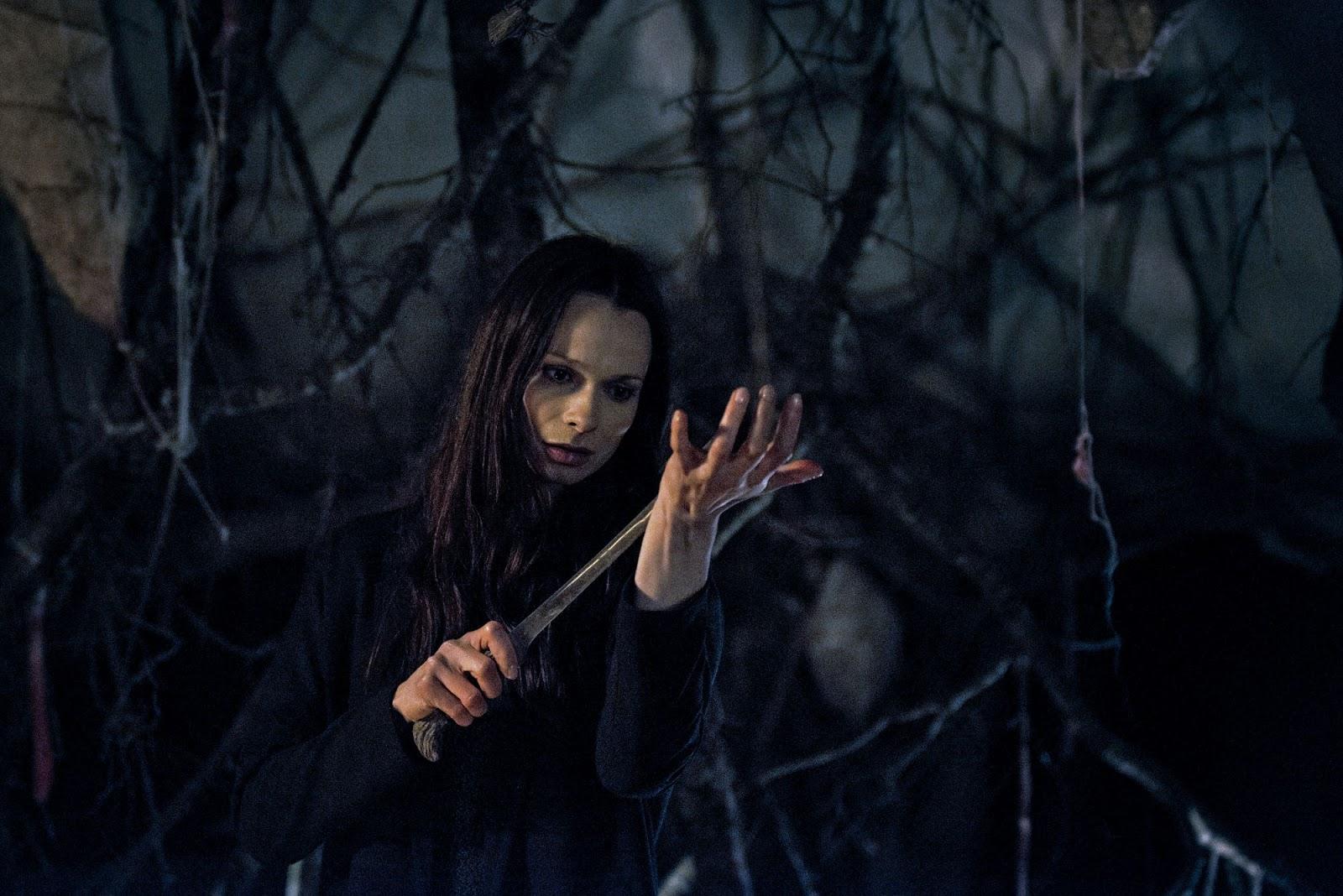 The witch madlen sopadzhiyan