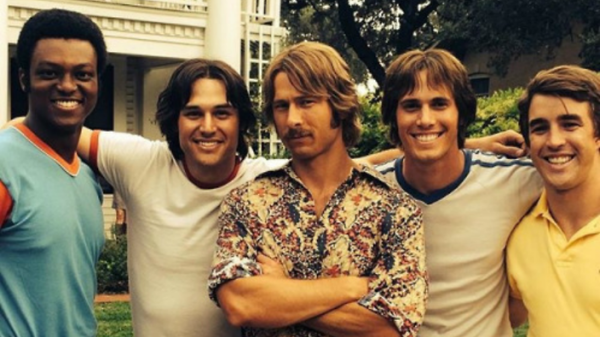 Everybody wants some cast