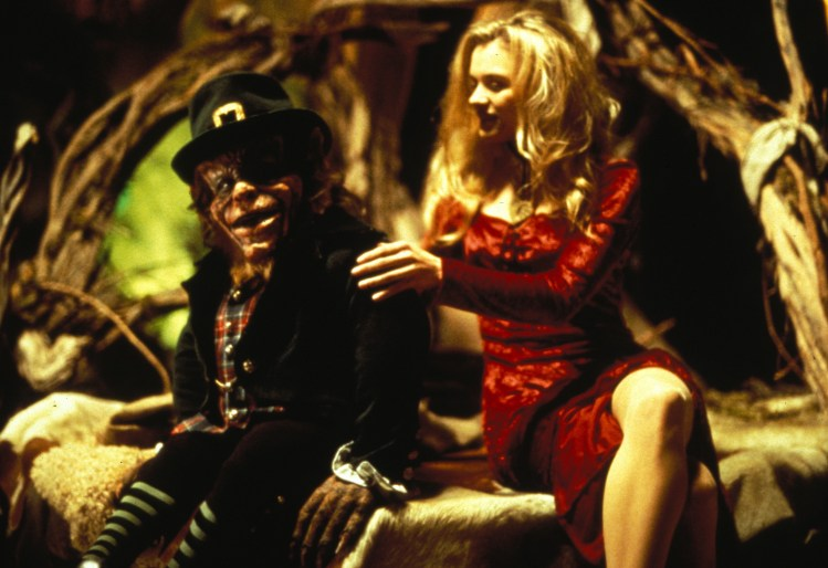 Image result for leprechaun 2
