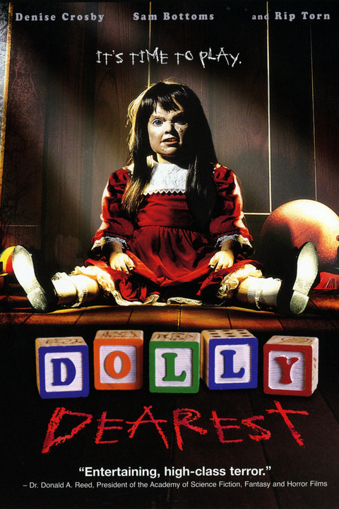 john s horror corner dolly dearest 1991 poltergeist meets