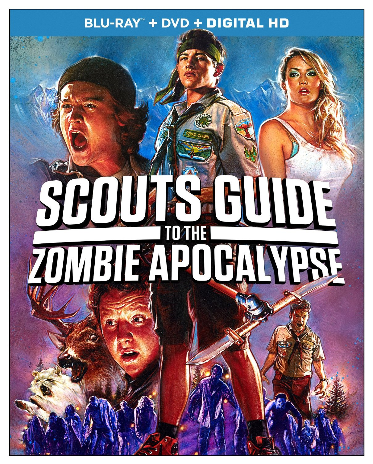 Scouts Guide to the Zombie Apocalypse - Rotten Tomatoes