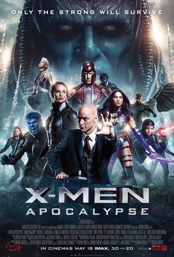 Apocalypse movie poster