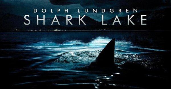 Shark Lake movie poster