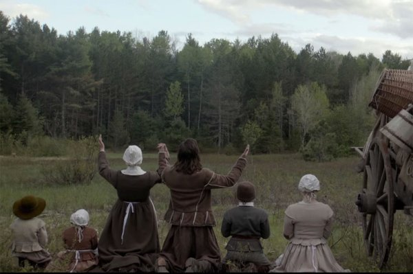 The Witch horror movie 2015
