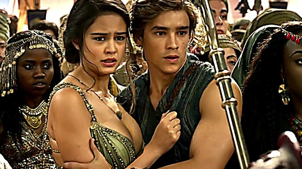 Gods of Egypt Courtney Eaton