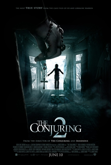 The Conjuring 2 movie poster
